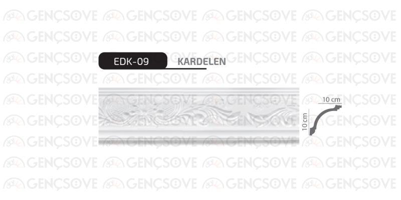 EDK-09 EPS KARTONPİYER